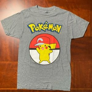 Other - Pokemon Tee Shirt size S and M available
